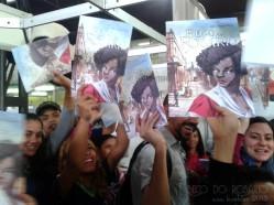 E a festa começa! \o/ Foto: Mitie Taketani (Itiban Comicshop)