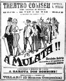 Porto Alegre - Correio do Povo, 01/04/1927.