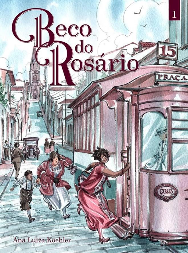 Beco do Rosário - volume 1