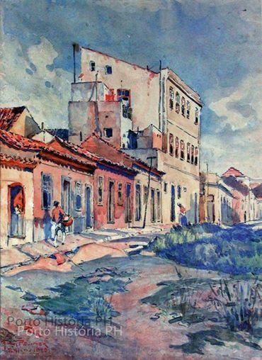 beco_do_poço_Francis_Pelichek_1925
