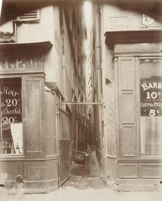 Rue Salembière - Eugène Atget