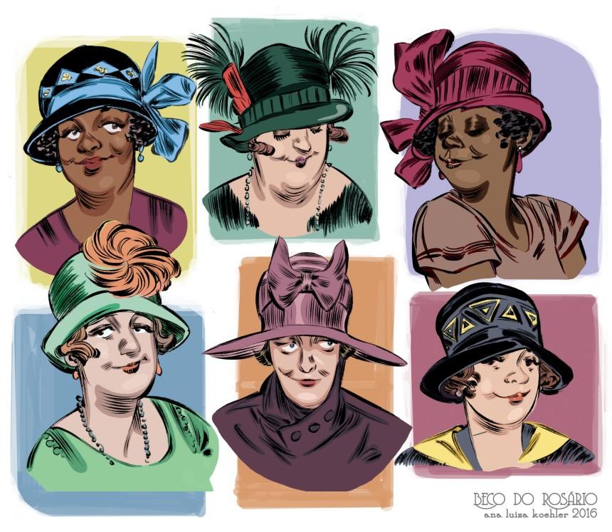 Sketchbook_canson100g_A4_chapéus_A Mascara_