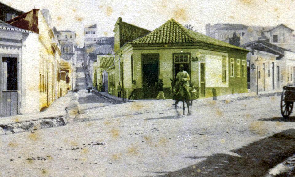 Provável Rua General Paranhos_marcada