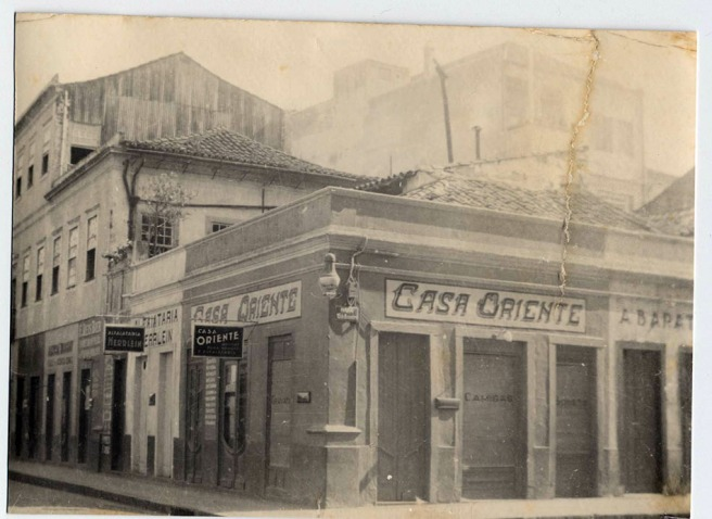 foto 343f - Autor Desconhecido - R. Doutor José Montaury esquina com Rua Uruguai - década de 1900 Fototeca Sioma Breitman do Museu de Porto Alegre João José Felizardo,
