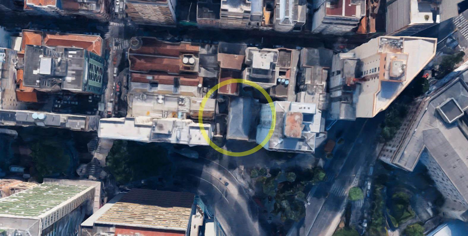 Avenida Salgado Filho - Google Earth 28-8-2017_marcado