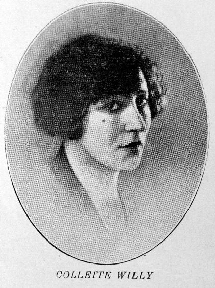 Colette_ A Mascara-agosto 1925