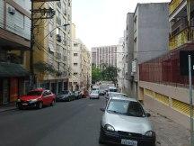 Rua Vasco Alves. Foto da Pesquisadora, 2018.