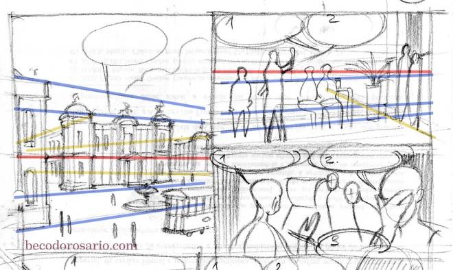 Layout x Lápis - Composição p13_layout_linhascomposit
