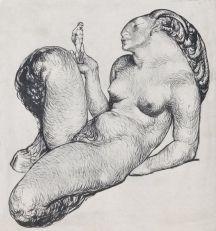 Desenho de Rose O'Neill. Fonte: Google Images.